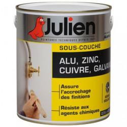 JULIEN S/COUCHE J1 ALU-GALVA      2.5L