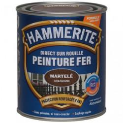 HAMMERITE FER MARTELE 0.25L CHATAIGNE