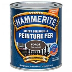 HAMMERITE FER FORGE 0.75L CHATAIGNE
