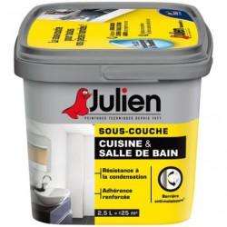 JULIEN S/COUCHE CUISINE SDB 2.5L