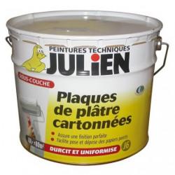 JULIEN S/COUCHE J6 PLAQUE PLATRE   10L