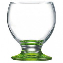 VERRE A PIED NECTAR COLORAMA 21CL X6