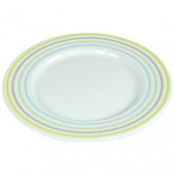 CERCLES POP ASSIETTE PLATE 26CM
