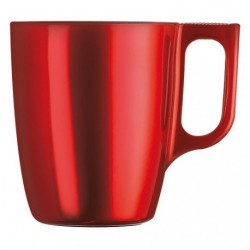MUG FLASHY COLORS ROUGE  25CL