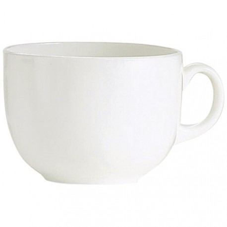 TASSE EMPILABLE BLANC 9CL