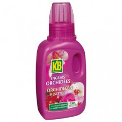 ENGRAIS ORCHIDEES 250ML KB        /NCA