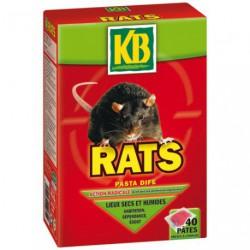 RATS PATES 40X10G                 /NCA