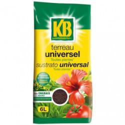 TERREAU UNIVERSEL 6L              /NCA