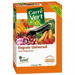 ENGRAIS UNIVERSEL 1.5KG C.VERT    /NCA