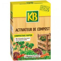 ACTIVATEUR DE COMPOST 1.5KG       /NCA