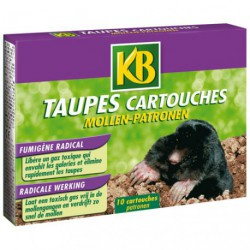 CARTOUCHE TAUPES X10               /NC