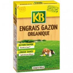 ENGRAIS GAZON ORGANIQ.2.5KG 100M2 /NCA