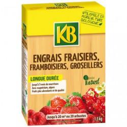 ENGRAIS FRAISIER KB BIO 1.5KG      /NC