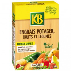 ENGRAIS POTAGER KB BIO 1.5KG       /NC