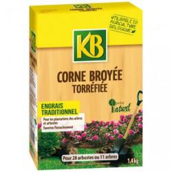 CORNE BROYEE TORREFIEE KB BIO 1.4KG/NC
