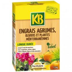 ENGRAIS AGRUMES 1.5KG KB           /NC