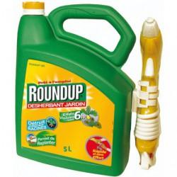ROUNDUP FORMULE 6H PULVE.     5L