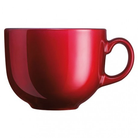 TASSE FLASHY COLORS ROUGE 50CL