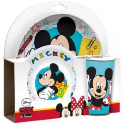 SERVICE ENFANT 3 PCS MICKEY
