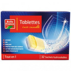 PASTILLE LAVE VAISS. BELLE FRANCE X32