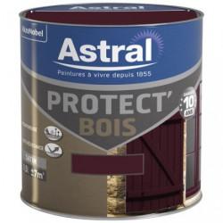 PROTECT BOIS SAT. 0.5L BRUN NORMANDIE