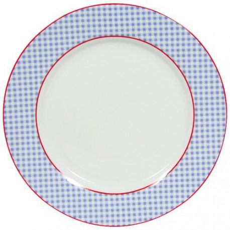 ASSIETTE MIX PICNIC PLATE D.27CM