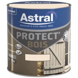 PROTECT BOIS SAT. 0.5L BLANC CASSE