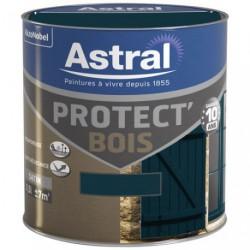 PROTECT BOIS SAT. 0.5L VERT BASQUE