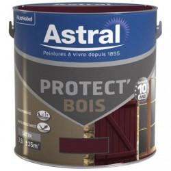PROTECT BOIS SAT. 2.5L BRUN NORMANDIE