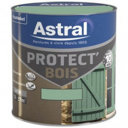 PROTECT BOIS SAT. 0.5L VERT PROVENCE