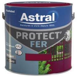 PROTECT FER BRILL.2L ROUGE BASQUE