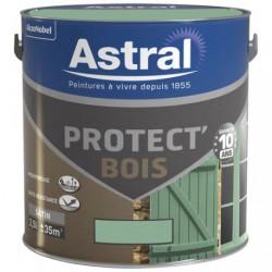 PROTECT BOIS SAT. 2.5L VERT PROVENCE