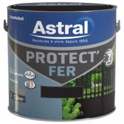 PROTECT FER MAT 2L NOIR MAT