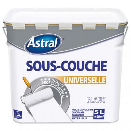 Sous couche univ interieure blanc 5l maison de la droguerie for Sous couche acrylique la rochelle