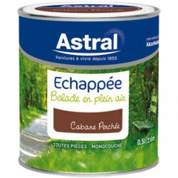 ECHAPPEE SAT.0.5L CABANE PERCHEE