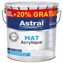 BICOUCHE ACRYL.MAT 10L+20% BLC