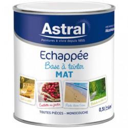 ECHAPPEE MAT 0.5L BASE CLEAR BC
