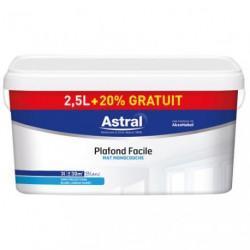 PLAFOND FACILE MAT MONO. 2.5L+20% BLC