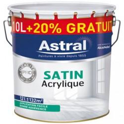 BICOUCHE ACRYL.SAT.10L+20% BLC