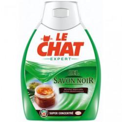 LE CHAT GEL SAVON NOIR 0.925L