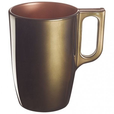 MUG FLASHY COLORS CUIVRE 32CL