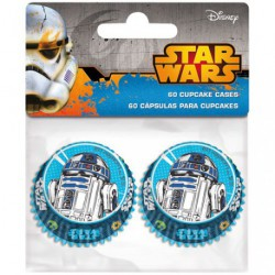 CAISSETTE X60 CUP CAKE STAR WARS 4.5CM