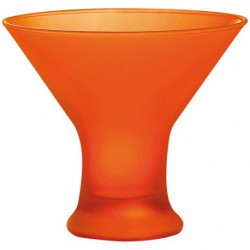 TECHNO COLORS ORANGE COUPE A GLACE 30C