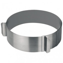 CERCLE EXTENSIBLE 16/30 INOX