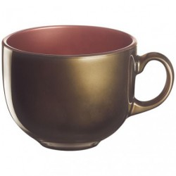 TASSE FLASHY COLORS CUIVRE 50CL