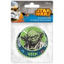 CAISSETTE X60 CUP CAKE STAR WARS 6.5CM