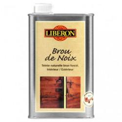 BROU DE NOIX LIBERON 500ML BRUN FONCE