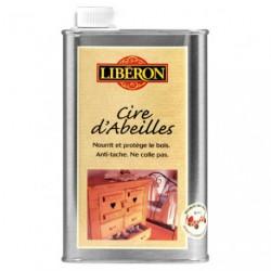 CIRE ABEILLES LIQ.0.5L LIB CHENE DORE