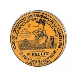 GRAISSE PAULIN CHAUSSURES 100G BLONDE