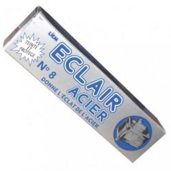 ECLAIR ACIER TUBE  NO 8  75GR